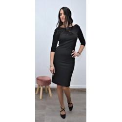 Γυναικείο Φόρεμα Χαμόγελο Με Ανοιχτή Πλάτη
