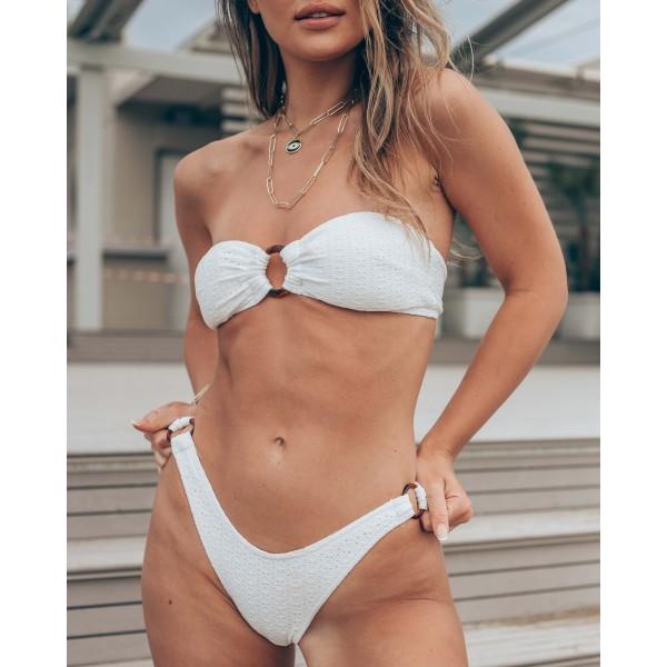 Bikini Στράπλες με Κρίκο Ταρταρούγα