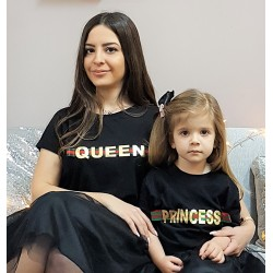 Γυναικείο T-shirt Queen Vinyl Πράσινη Κορδέλα 9076e750b91